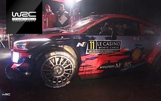 WRCモンテカルロ:SS1~SS8動画まとめ