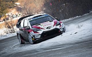 WRCスウェーデン:厳寒期の北欧を舞台とする超高速スノーラリー、トヨタは2017年大会以来の優勝を目指す