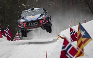 ヒュンダイ、昨年制覇のWRCスウェーデンで今季初勝利を狙う
