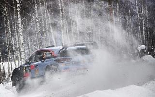 WRCスウェーデン:スタッドタイヤで攻めるシリーズ唯一のフルスノーラリー