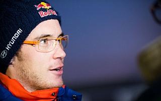 WRCスウェーデン:ヌービル「スノーというよりグラベルラリー」デイ2コメント集