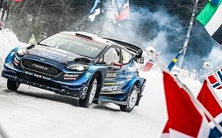 WRCスウェーデン:デイ2を終えて、スニネンがタナックに2秒差の首位