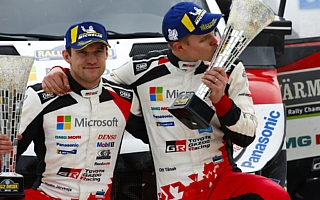 WRCスウェーデン:タナック「パワーステージでプッシュするためタイヤをセーブした」デイ4コメント集