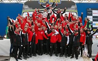 WRCスウェーデン:豊田章男社長「チームの成長を感じる」コメント全文
