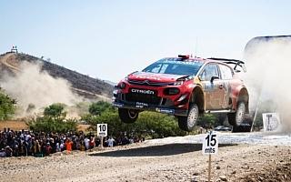 WRCメキシコ:シトロエンのオジエが今シーズン2勝目