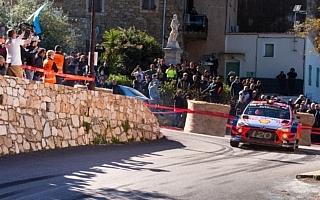 WRCフランス:劇的な幕切れでヒュンダイのヌービルが今季初優勝
