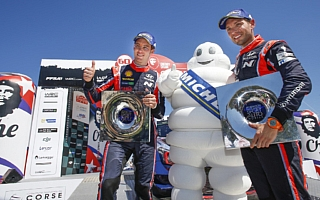 WRCフランス:全3クルーがコルシカ優勝経験者のヒュンダイ、今季初勝利を狙う