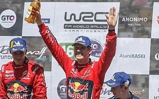WRCメキシコ:オジエ「特別なイベントで最高ポイント、とりわけうれしい」デイ4コメント集