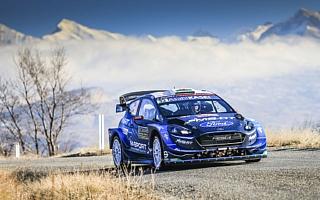 WRCフランス:Mスポーツ・フォード、コルシカは最新エアロで挑む