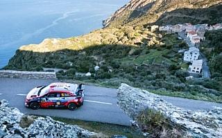 WRCフランス:競技2日目、ヒュンダイのヌービルが奪首。タナックは後退
