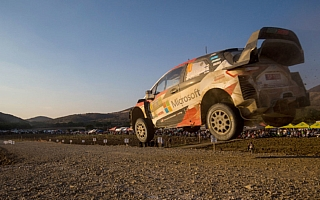 WRCメキシコ:デイ3を終えてタナックが総合3位浮上、ヤリスWRCは5本のベストタイムを刻む