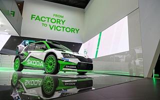 シュコダ、新型ファビアR5をジュネーブ・モーターショーで発表