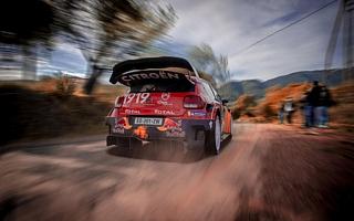 WRCフランス:シトロエン、チームとオジエの母国戦でシーズン3勝目を狙う