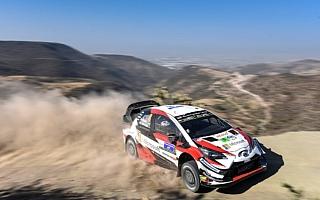 WRCメキシコ:高い標高と気温に苦しんだ過去2年、雪辱を期し3台のヤリスWRCが初優勝を目指す