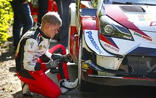 WRCフランス:タナック「以前は好きじゃなかった」プレ会見