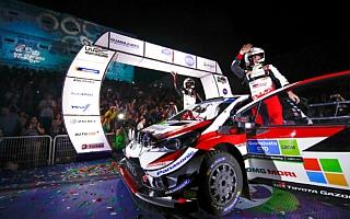 WRCメキシコ:シェイクダウンでミークがベストタイムを記録、オープニングのSS1はキャンセルに