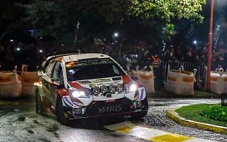 WRCアルゼンチン:SS1を制したのはタナック。WRC2は勝田がベスト