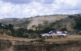 MHのWorld Rally News:サファリのコース視察のムートン「もっと厳しいイベントに」