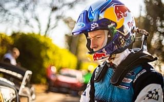 WRCフランス:エバンス「勝てるだけの速さはあった」デイ3コメント集
