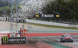 世界RXスペイン:ティミー・ハンセンが完全優勝