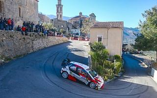 WRCフランス:タナックが総合6位でフィニッシュ、ミークはパワーステージでベストタイムを記録