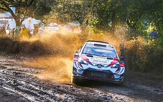 WRCアルゼンチン:荒れたコンディションで首位争いを展開したタナックが総合3位、ミークが総合4位につける