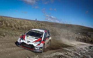 WRCアルゼンチン:デイ3を終えてミークが総合5位、ラトバラが総合6位。タナックはトラブルで総合9位に後退