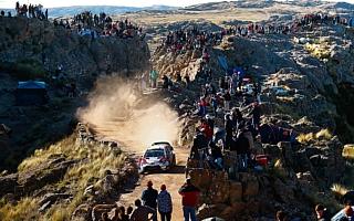 WRCアルゼンチン:ミークが4位、ラトバラが5位フィニッシュ。再出走のタナックも8位完走