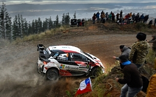 【追記】WRCチリ:トヨタのタナックが今季2勝目。勝田はWRC2トップフィニッシュ