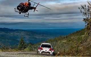 WRCチリ:タナックが首位の座を堅持し、総合2位との差を拡大。ミークは転倒するも総合10位につける