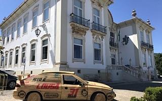 手作りの木製のラリーカー! ニャオキ&タクトのホゲホゲWRC@ポルトガル日記その1