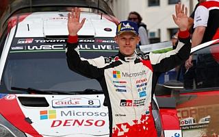 WRCチリ:タナック「戦いに戻ってきた」デイ3コメント集
