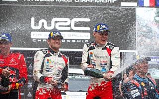 WRCチリ:豊田章男社長「夢が実現する日が一歩一歩近づいてきている」コメント全文
