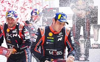 昨年覇者のヒュンダイ、WRCポルトガル連覇を狙う