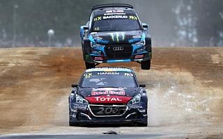 世界RXシルバーストン:ティミー・ハンセンが今季2勝目をマーク