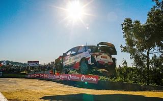WRCポルトガル:シェイクダウンでミークが2番手、タナックが4番手タイムを記録