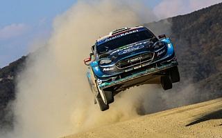 WRCイタリア:直前テストなしでサルディニアに臨むMスポーツ・フォード、パフォーマンスに自信