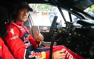 WRCイタリア:シェイクダウンはシトロエンのオジエがトップ。WRC2では勝田とベイビーが一番時計