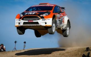 WRCイタリア:勝田貴元、最終日に無念のリタイア