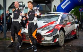 勝田貴元、ヤリスWRCでドイツとスペインに出場決定