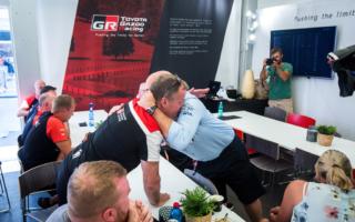 WRCイタリア:ヒュンダイのアダモ「TGRのみなさんの気持ちは痛いほどよく分かる」