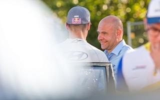 WRCポルトガル:ヒュンダイ、チームオーダーでヌービルをサポート