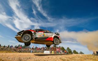 WRCイタリア:タナックが首位浮上、デイ3の全SSでベストタイムを奪取