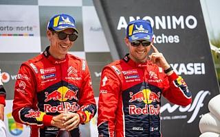 WRCポルトガル:オジエ「20ポイント獲れるとは思っていなかった」デイ3コメント集