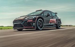 Mスポーツ、新型フォード・フィエスタR5を発表