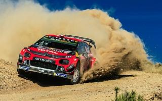 WRCイタリア:先頭スタートのオジエ「初日のパフォーマンスが最終結果につながる」
