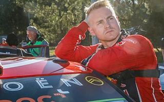 WRCイタリア:ラッピ「今回こそチームに貢献したい」 – プレ会見