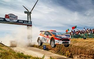 WRCポルトガル:勝田貴元がWRC2部門13位完走。序盤優勝争いに加わるなどタイムで成長を証明