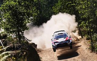 WRCポルトガル:タナックがラリー・ポルトガル初優勝、ミークは最終ステージでリタイア