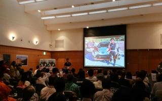 豊田市中央図書館で予定されていた勝田貴元のトークショーが中止に